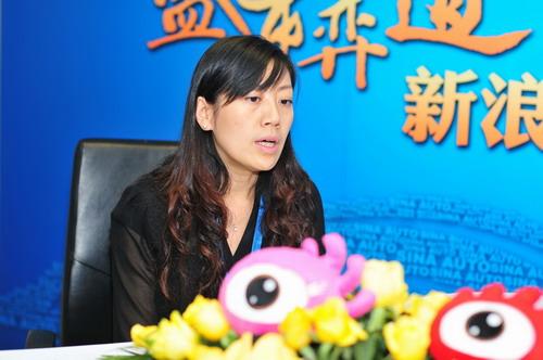 沃尔沃汽车中国市场部总监孙玮