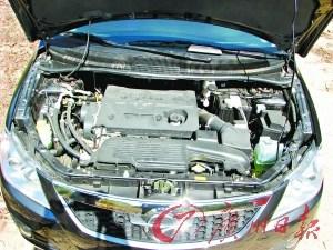 新普力马提供HA-VVT-1.6发动机。