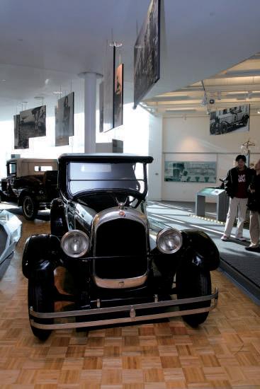 克莱斯勒早期车型