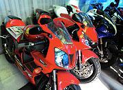 摩托车阵营