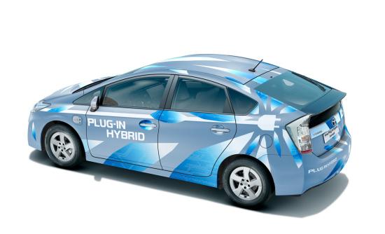 普锐斯插电式混合动力车(PHEV)
