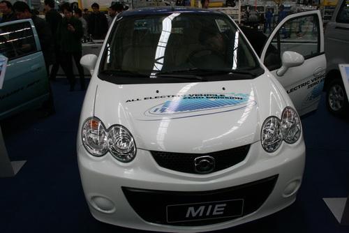 海马王子电动汽车