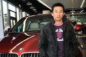 冠军车主肖钦:BMW X6