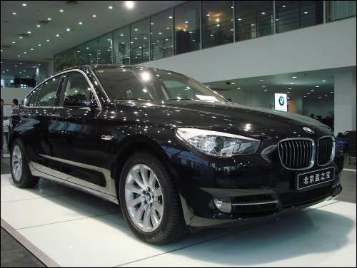 创新BMW 5系GT拥有一触即发的王者气势