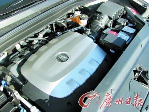 新MDX依旧使用3.7L的V6发动机