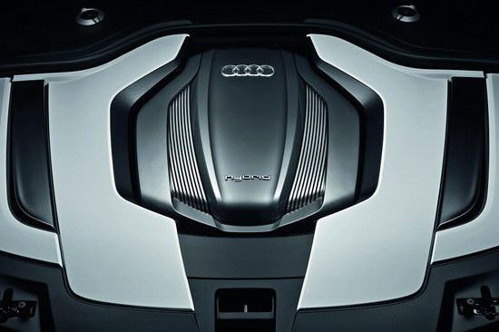奥迪A8 Hybrid概念车