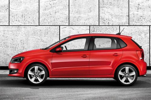 欧版第五代大众Polo的车身尺寸较上一代车型略有增长,不过区区3厘米