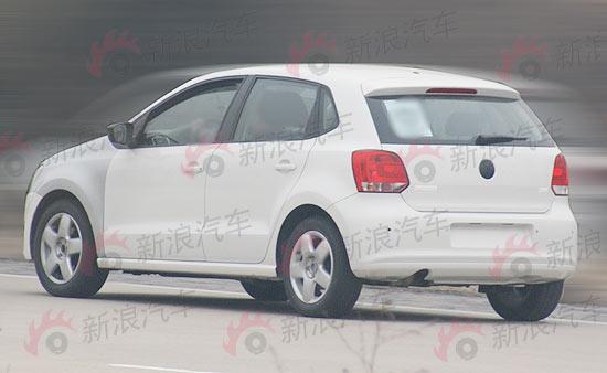 新Polo车型有望成为大众汽车在中国市场首款垂直换代车型