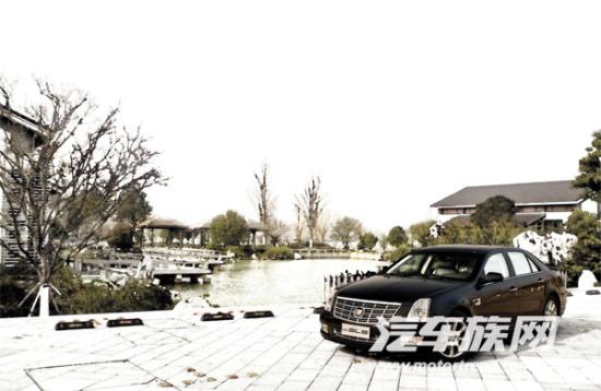 上海通用凯迪拉克新赛威SLS