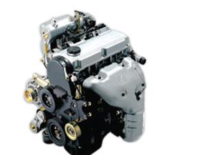 图为4G6系列发动机