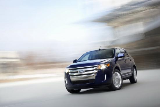 福特2011款Edge锐界