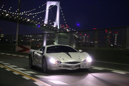 超级跑车OROCHI