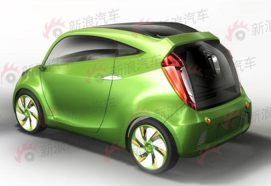 EV概念车
