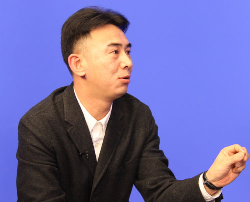北京大学政府管理学院副教授、政治经济学系主任宋磊