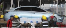 2010北京车展探馆之阿尔特eTAXI易的概念车