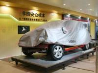 2010北京车展探馆之丰田强调产品安全性