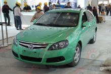 2010北京车展探馆之长安两厢轿车CX30