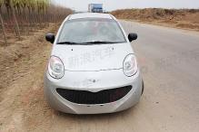 2010北京车展探馆之奇瑞五娃BB量产版现身