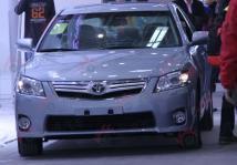 2010北京车展探馆之凯美瑞混合动力版