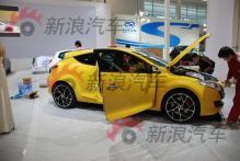 北京车展探馆之梅甘娜RS 今年或将引进
