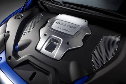AVEO RS概念车发动机