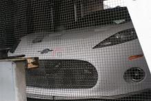 2010北京车展探馆之世爵第二代超跑AILERON