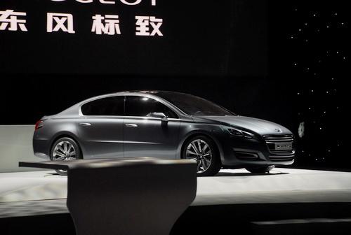 概念车5 by Peugeot将于明年正式投产