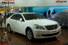 2010北京车展探馆之新皇冠现已就位(图)