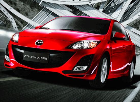 进口Mazda3两厢