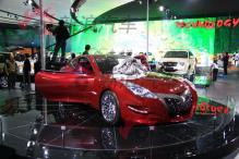 北京车展探馆之吉利虎GT 从概念到接近量产