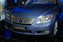 2010北京车展探馆之 雷克萨斯LS600hL