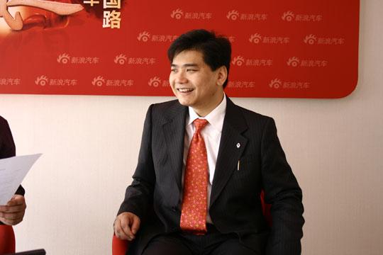 雷诺进口车事业部日产(中国)投资有限公司大中华区执行总裁陈国章