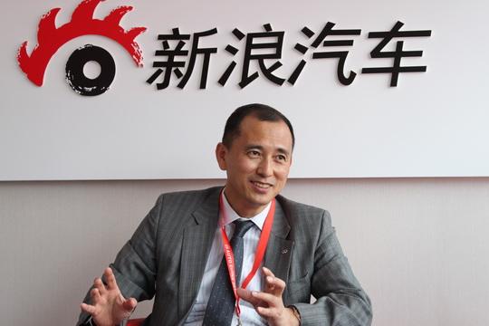 日产(中国)投资有限公司市场部高级总监孙昌奎