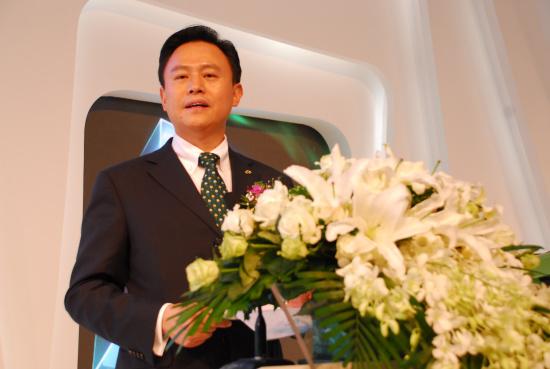 徐留平在北京车商上讲话