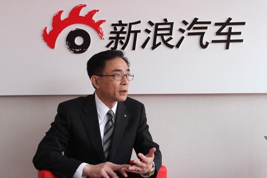 丰田汽车(中国)投资有限公司副总经理曾林堂