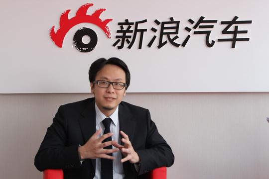 长安福特马自达汽车有限公司销售分公司市场部副总监邱垂祺