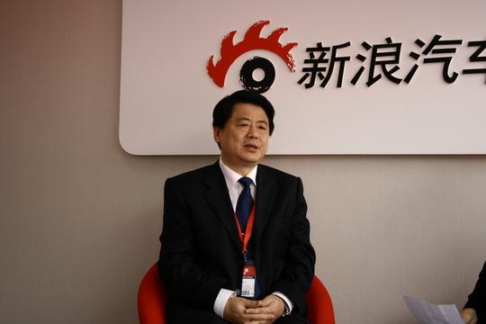 北汽集团副总经理韩永贵先生