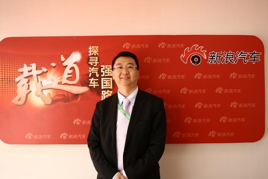 江西昌河有限公司总经理李黎