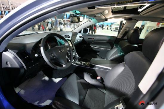 雷克萨斯GS 450h Hybrid