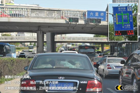 爆堵!这种场景北京司机再熟悉不过了