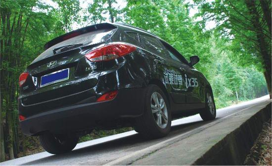 北京现代IX35-2.0L SUV
