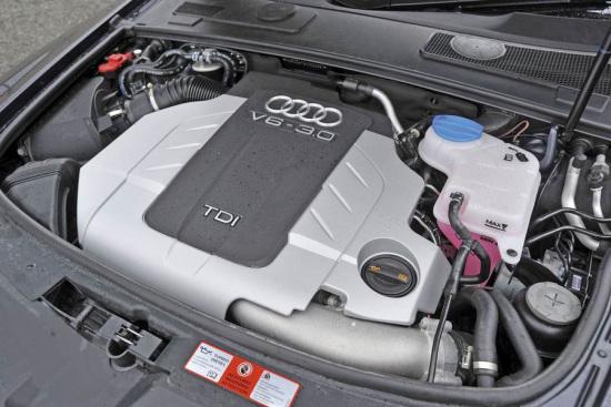奥迪V6-3.0L柴油引擎
