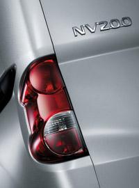 日产NV200尾灯