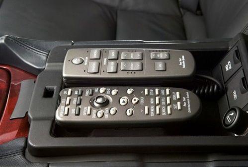 车内遥控器