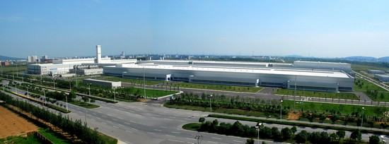 长安福特马自达南京工厂