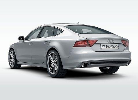 奥迪A7 Sportback S Line