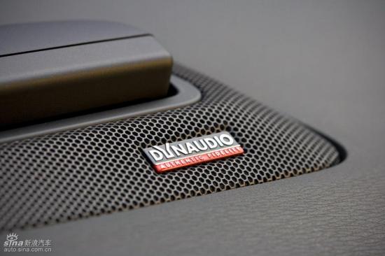 沃尔沃S80L配备了丹麦丹拿高级音响