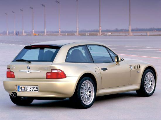 宝马Z3 Coupe