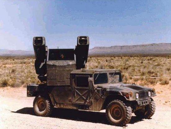 通用平台特性可用作发射对空导弹