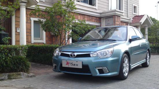 东南新V3菱悦CVT-五款CVT三厢自主家轿导购高清图片